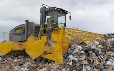 Solution to landfill waste?